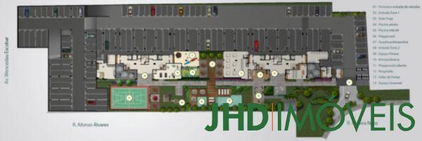 JHD Imóveis - Apto 2 Dorm, Tristeza, Porto Alegre - Foto 43