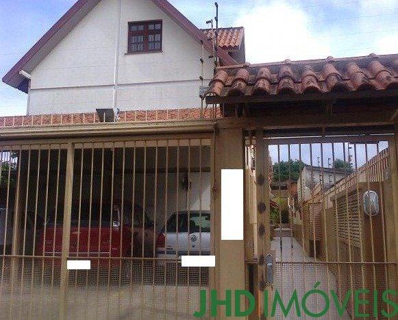 Residencial Ouro Verde - Casa 2 Dorm, Camaquã, Porto Alegre (7295)