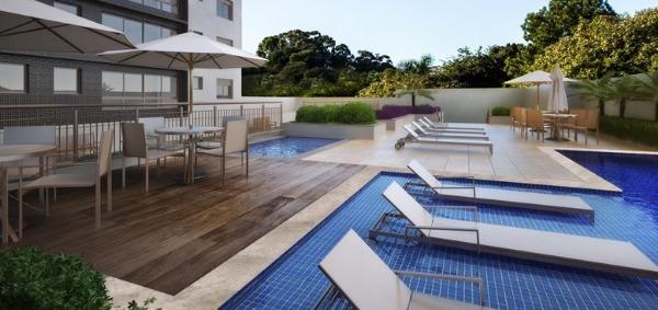 Garden Tower - Apto 2 Dorm, Jardim Botânico, Porto Alegre (7650) - Foto 6
