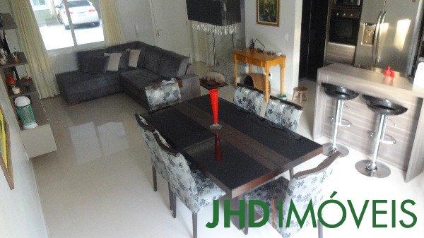JHD Imóveis - Casa 3 Dorm, Vila Assunção (7720) - Foto 4