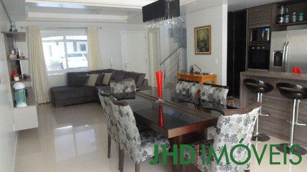 JHD Imóveis - Casa 3 Dorm, Vila Assunção (7720) - Foto 5