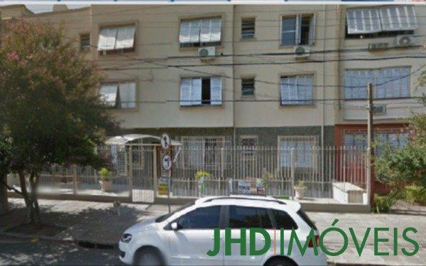 Ed. Alba - Apto 1 Dorm, Menino Deus, Porto Alegre (8095)
