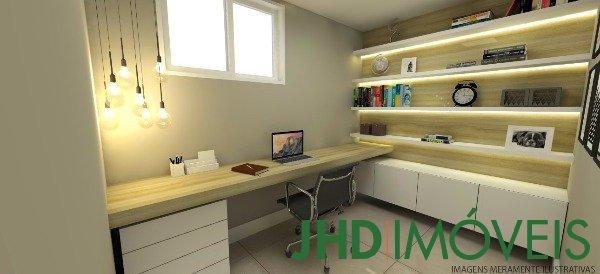 JHD Imóveis - Apto 3 Dorm, Tristeza, Porto Alegre - Foto 19