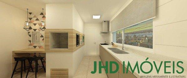 JHD Imóveis - Apto 3 Dorm, Tristeza, Porto Alegre - Foto 23