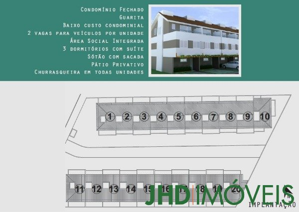 Residencial Francisco Bortoluzzi - Casa 3 Dorm, Ipanema, Porto Alegre - Foto 2