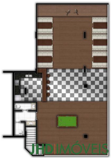 JHD Imóveis - Apto 3 Dorm, Bela Vista (5143) - Foto 3