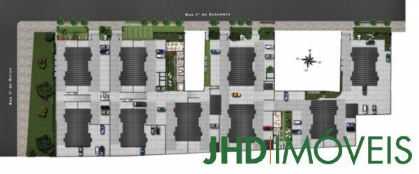 JHD Imóveis - Apto 2 Dorm, São José, Porto Alegre - Foto 3