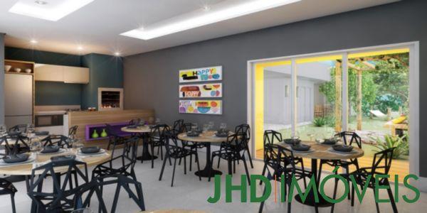 JHD Imóveis - Apto 2 Dorm, São José, Porto Alegre - Foto 7