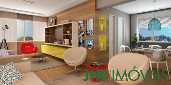 JHD Imóveis - Apto 2 Dorm, São José, Porto Alegre - Foto 22