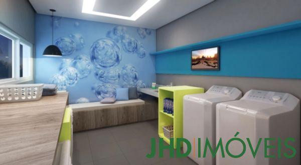 JHD Imóveis - Apto 2 Dorm, São José, Porto Alegre - Foto 16