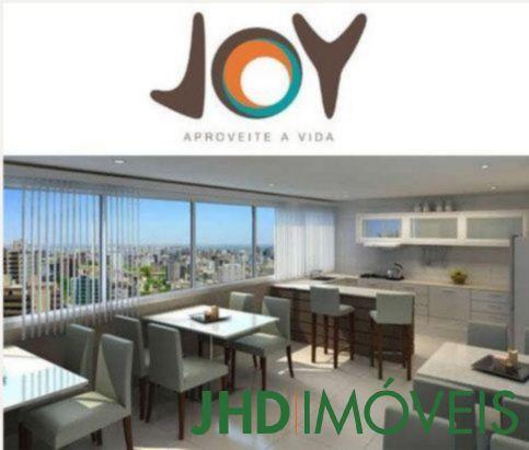 Joy - Apto 2 Dorm, Passo da Areia, Porto Alegre (5162)