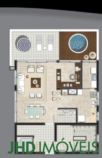 JHD Imóveis - Cobertura 3 Dorm, Tristeza (5519) - Foto 2