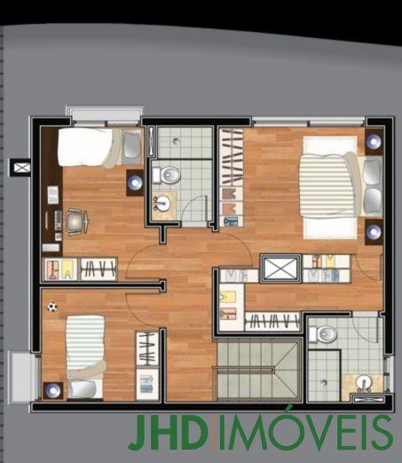 JHD Imóveis - Cobertura 3 Dorm, Tristeza (5519) - Foto 3