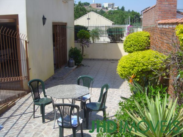 JHD Imóveis - Casa 3 Dorm, Ipanema, Porto Alegre - Foto 10