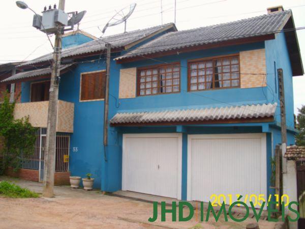 JHD Imóveis - Casa 4 Dorm, Vila Nova, Porto Alegre - Foto 4