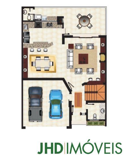 JHD Imóveis - Casa 3 Dorm, Jardim Isabel (5708) - Foto 12
