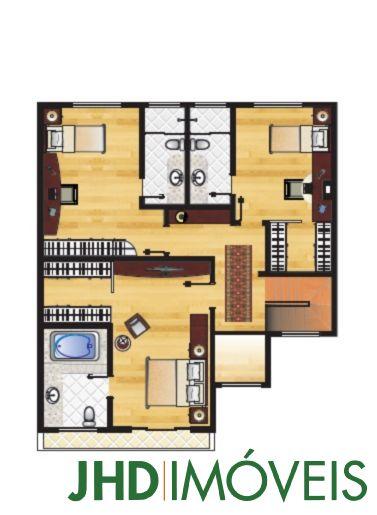 JHD Imóveis - Casa 3 Dorm, Jardim Isabel (5708) - Foto 13