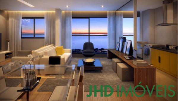 Murano Home/office - Apto 3 Dorm, Cristal, Porto Alegre (5823) - Foto 3