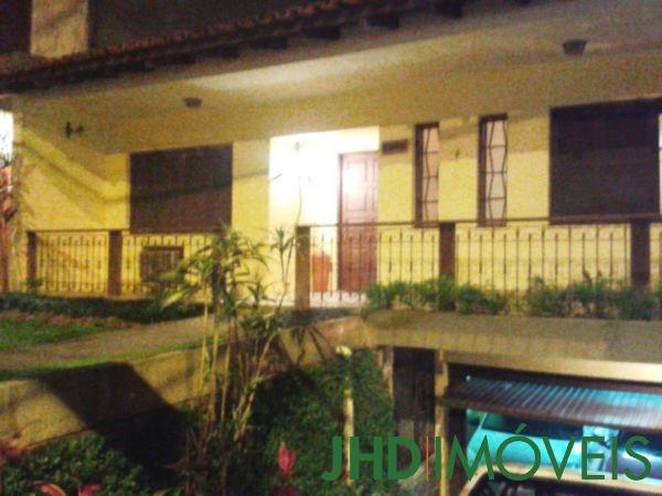 JHD Imóveis - Casa 4 Dorm, Cavalhada, Porto Alegre