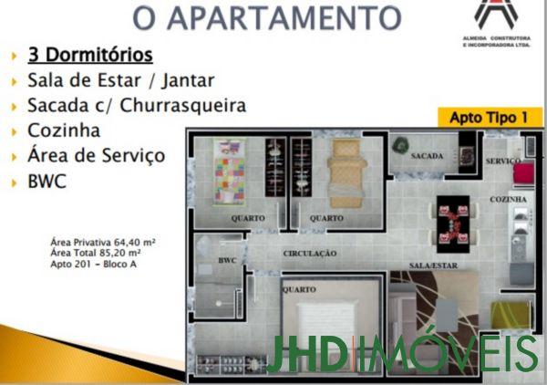 Apartamento Coronel Aparicio Borges Porto Alegre