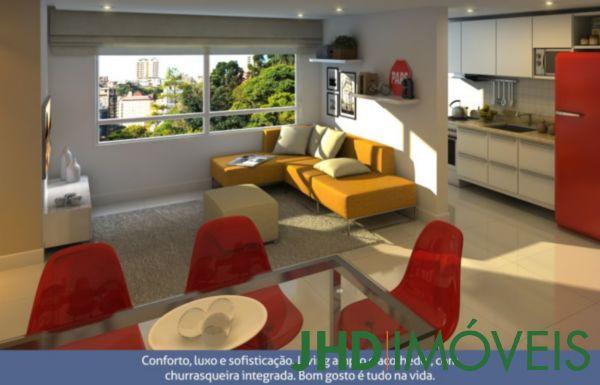 Paradise Boulevard - Apto 2 Dorm, Menino Deus, Porto Alegre (7133) - Foto 2