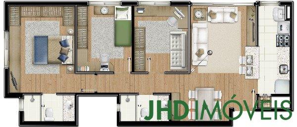 JHD Imóveis - Apto 3 Dorm, Menino Deus (7421) - Foto 11