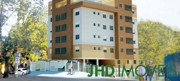 JHD Imóveis - Apto 2 Dorm, Teresópolis (7452)