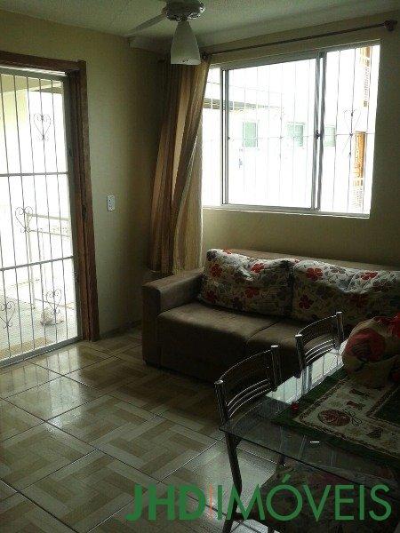 Vila Liane - Apto 2 Dorm, Restinga, Porto Alegre (7516) - Foto 2