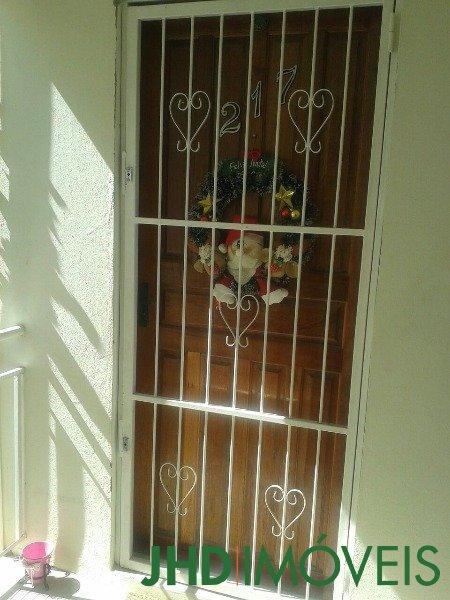 Vila Liane - Apto 2 Dorm, Restinga, Porto Alegre (7516) - Foto 12