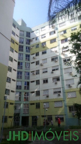 Cristal da Lagoa - Apto 2 Dorm, Camaquã, Porto Alegre (7535)