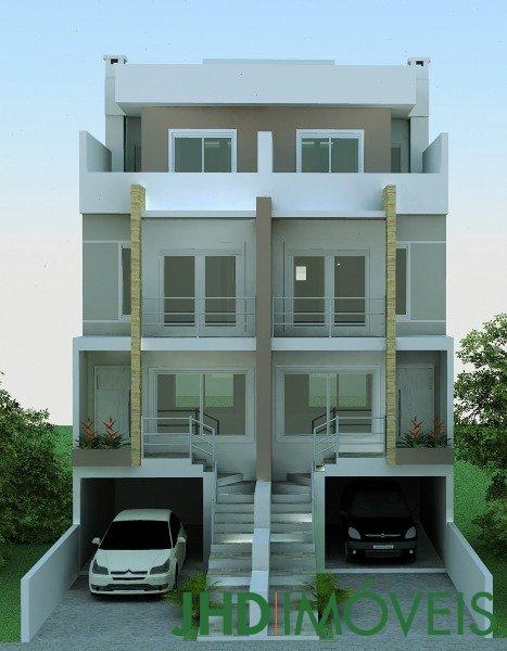 JHD Imóveis - Casa 3 Dorm, Aberta dos Morros - Foto 2