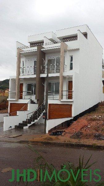 JHD Imóveis - Casa 3 Dorm, Aberta dos Morros
