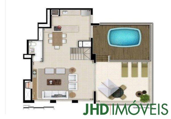 JHD Imóveis - Apto 3 Dorm, Petrópolis (7672) - Foto 9