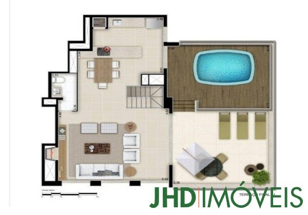 JHD Imóveis - Apto 3 Dorm, Petrópolis (7672) - Foto 17