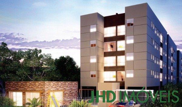 JHD Imóveis - Apto 2 Dorm, Aberta dos Morros
