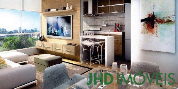 JHD Imóveis - Apto 2 Dorm, Aberta dos Morros - Foto 2