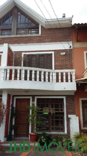 La Fuente - Casa 3 Dorm, Ipanema, Porto Alegre (7978)