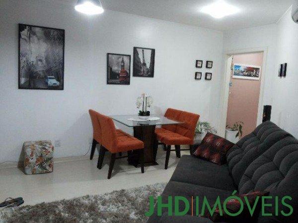 JHD Imóveis - Apto 1 Dorm, Santa Tereza (7979)