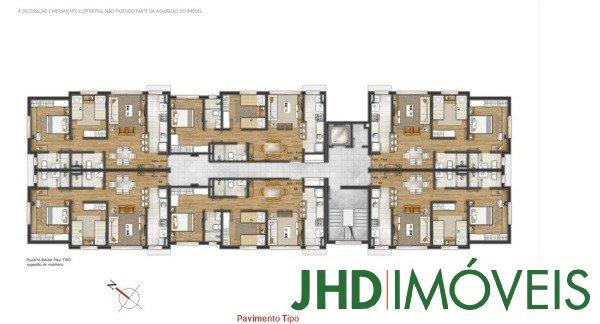 Ed. Residencial Manet - Apto 2 Dorm, Santana, Porto Alegre (8171) - Foto 3