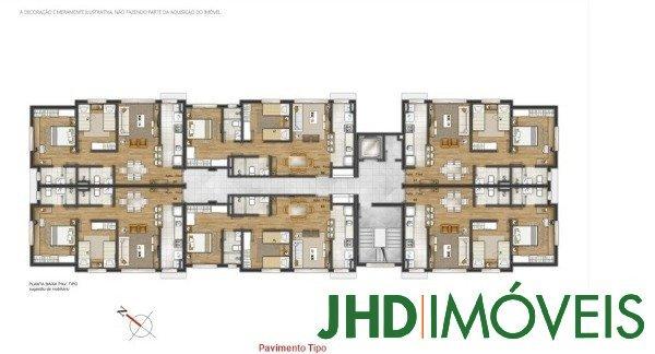 Ed. Residencial Manet - Apto 2 Dorm, Santana, Porto Alegre (8171) - Foto 6