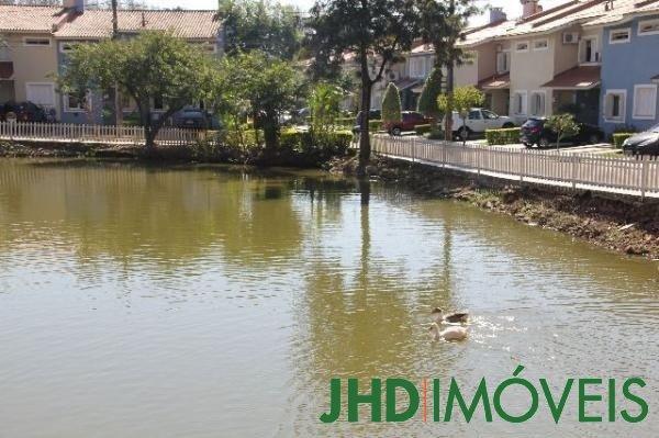 Moradas do Lago - Casa 3 Dorm, Vila Nova, Porto Alegre (8178)