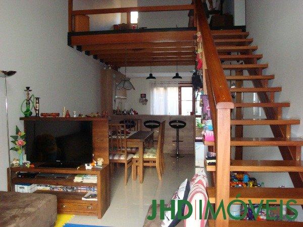 Jardins - Casa 2 Dorm, Hípica, Porto Alegre (8226)