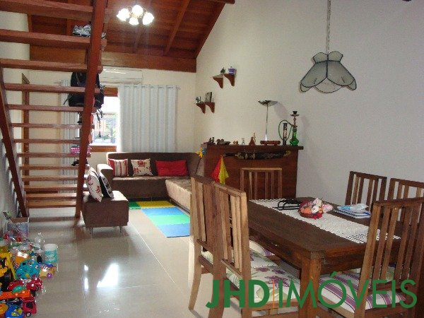 Jardins - Casa 2 Dorm, Hípica, Porto Alegre (8226) - Foto 2