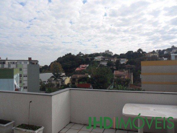 Cobertura 1 Dorm, Cristal, Porto Alegre (8227) - Foto 29