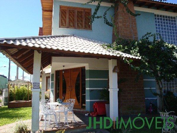 Jardins do Prado - Casa 4 Dorm, Hípica, Porto Alegre (8293)
