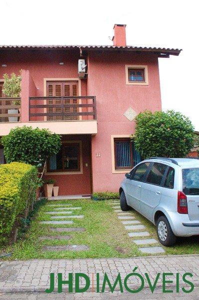 Residencial Gara - Casa 3 Dorm, Cavalhada, Porto Alegre (8418)