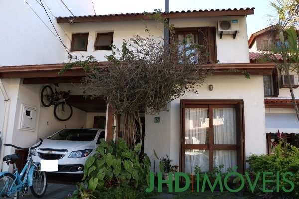 Village Mont Parnasse - Casa 3 Dorm, Cavalhada, Porto Alegre (8719)