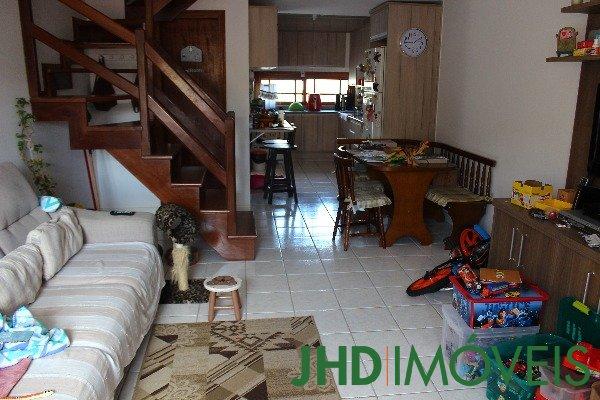 Altos do Ipe Casa em Condomínio Altos do Ipe, Porto Alegre (8744)
