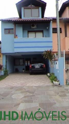 Jardim do Prado - Casa 3 Dorm, Hípica, Porto Alegre (8793)