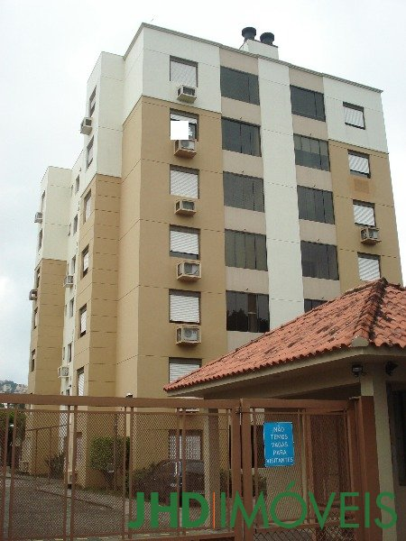 Chacara Flora - Apto 2 Dorm, Cavalhada, Porto Alegre (8798) - Foto 2